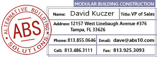 FREE! Modular Construction Site Analysis