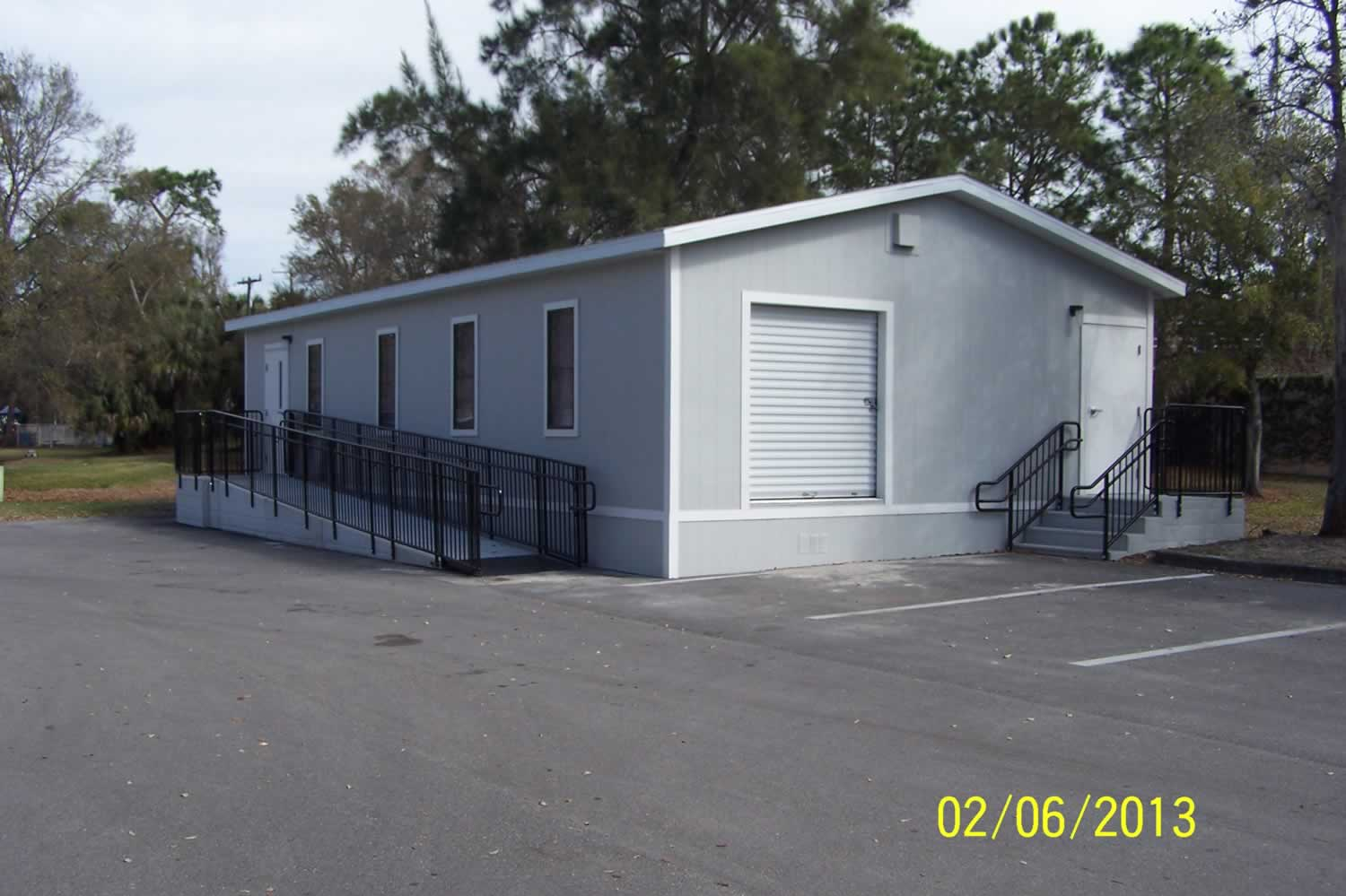 past modular building projects in florida abs