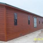 Business Occupancy – Hardi-panel siding