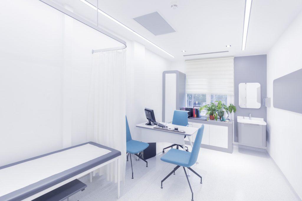 Modular Buildings as Doctors Office