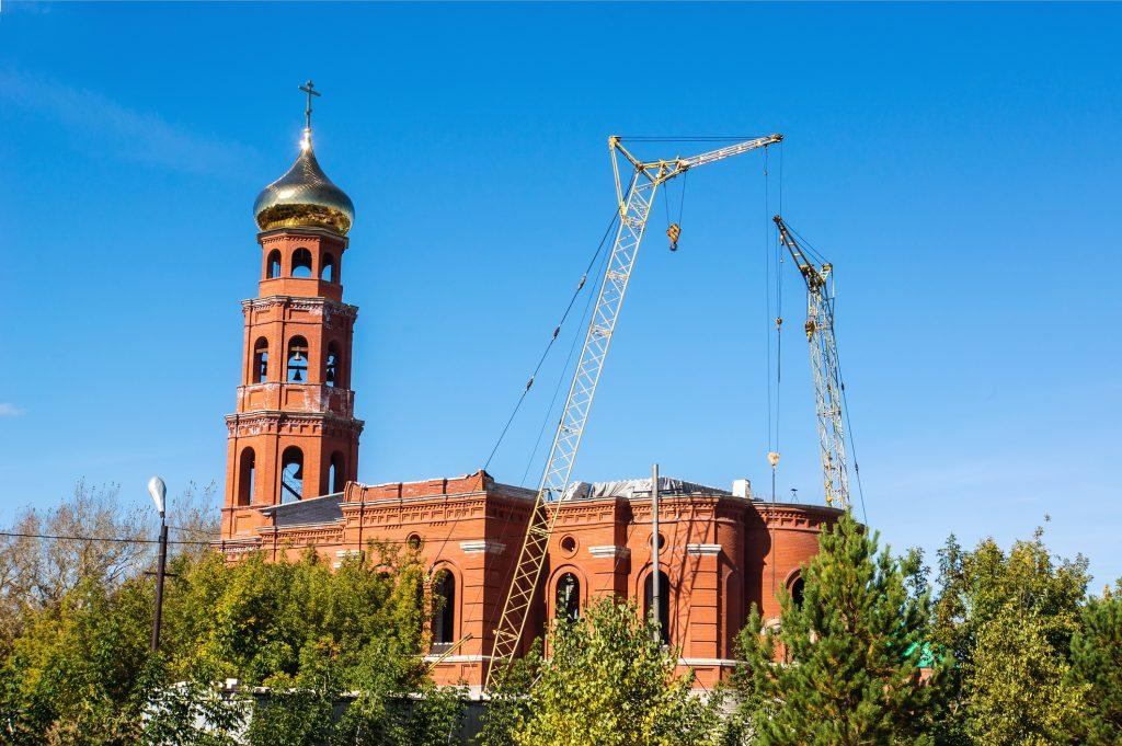Modular Church Construction Company can help you