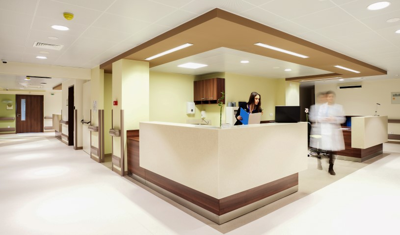 Modular Office Building From ABS10, Alternative Building Solutions, Representing Benefits Of Modular Medical Buildings